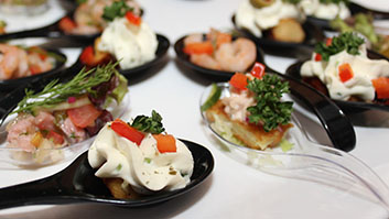 Quality Catering for Weddings and Events